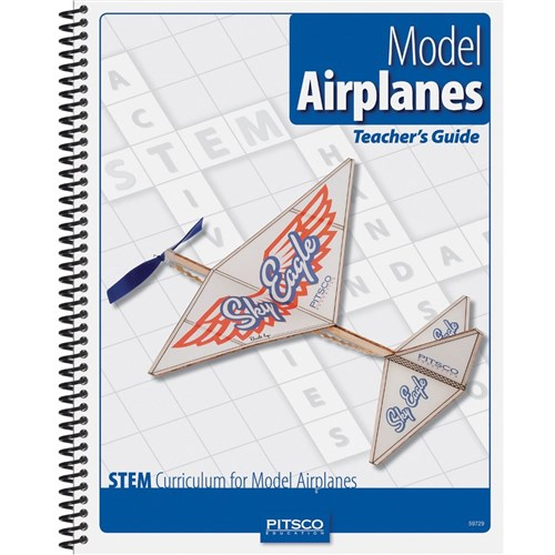 Pitsco Model Airplanes Classroom Kit