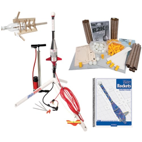 Pitsco R2K Water Rockets Classroom Kit