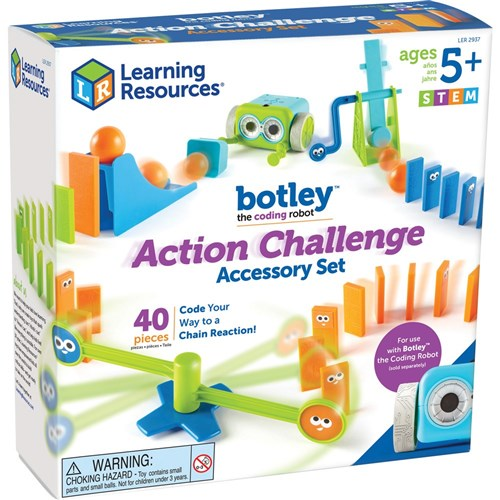 Botley the Coding Robot Action Challenge Accessory Kit