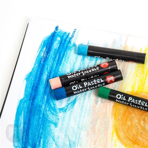 Micador Large Watersoluble Oil Pastels