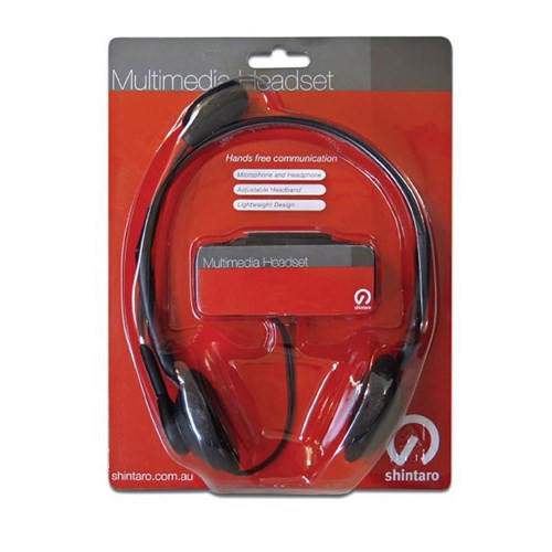Shintaro Headset with Microphone