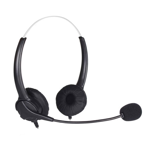 Shintaro Stereo USB Headset with Noise Cancelling Mic
