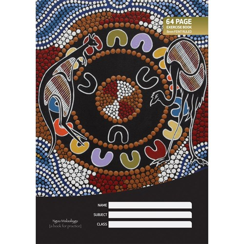 Cultural Choice Exercise Book A4 64 pg