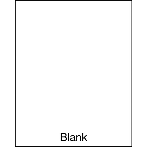 Exercise Book 250x175mm Blank Salmon 70gsm Landscape 32 pg