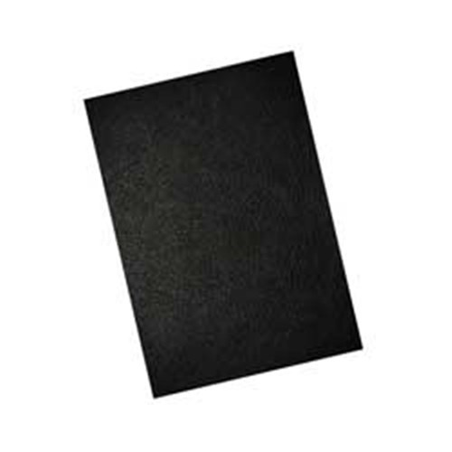 Binding Covers A4 Leather Grain 350gsm Black