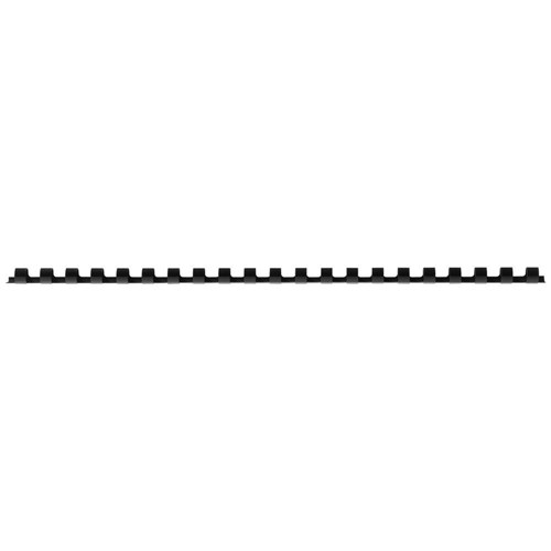 Plastic Binding Combs 8mm Black