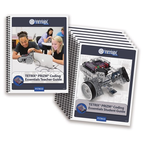 TETRIX PRIZM Coding Essentials Curriculum Pack