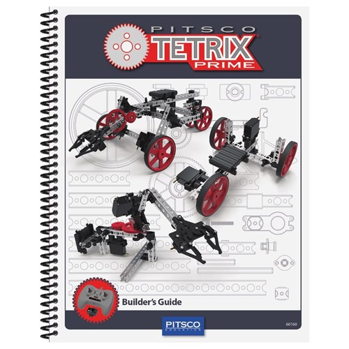 TETRIX PRIME R/C Robotics Kit