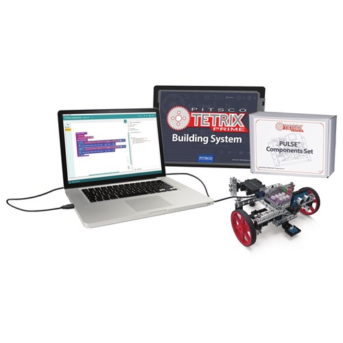 TETRIX PRIME Programmable Robotics Kit