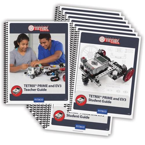 TETRIX PRIME and EV3 Curriculum Pack
