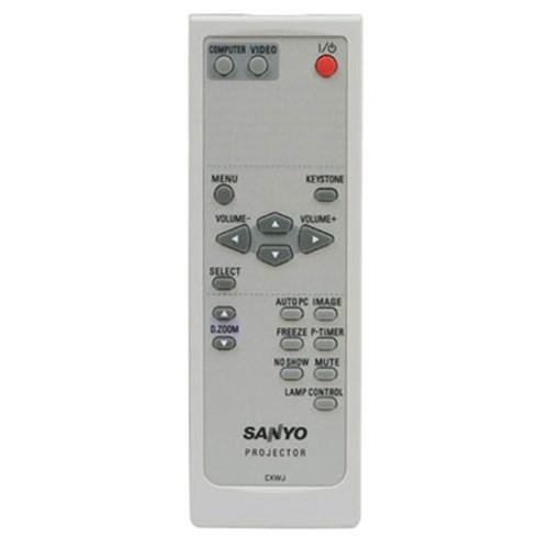 Sanyo Remote Control PLC-XE50 & XE50A