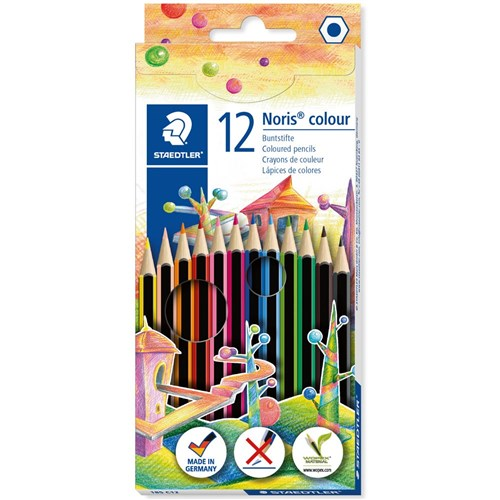 STAEDTLER Noris colour Coloured Pencils
