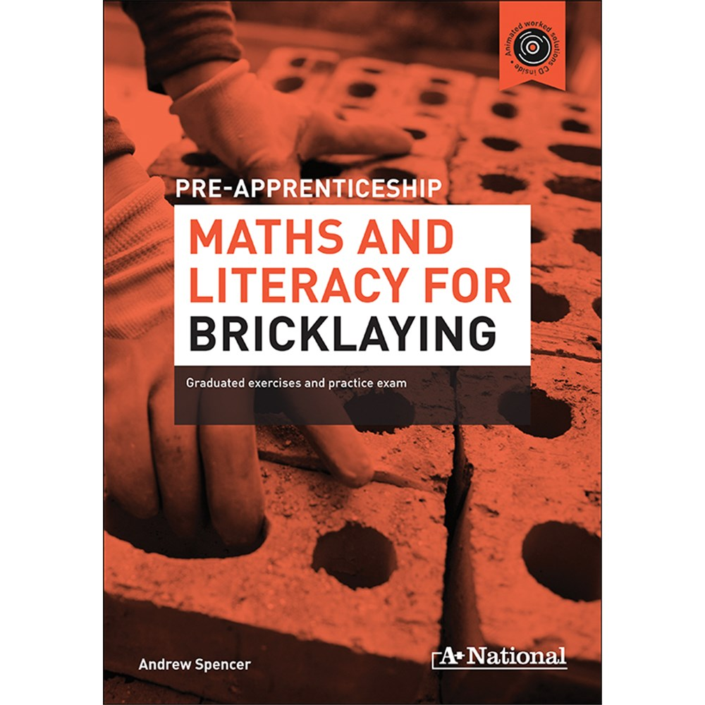 preparation for bricklaying training 52824wa certificate ii in building and construction (pathway-trades) [bricklaying and blocklaying pre-appenticeship]  they are not the hours of training or .