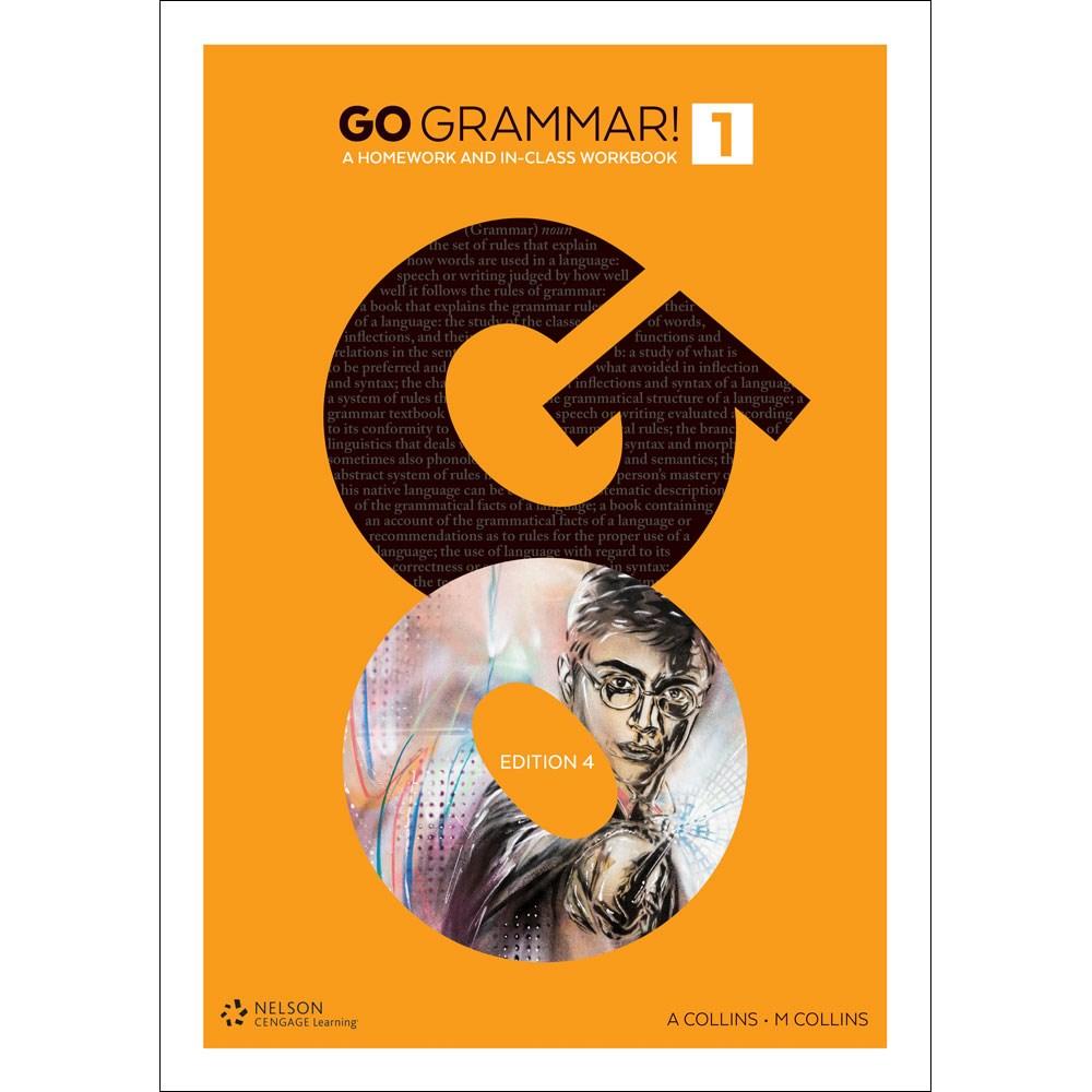 Workbooks grammar and punctuation workbook : 9780170389501 - Go Grammar! 1 Workbook 4e - Kookaburra Educational ...