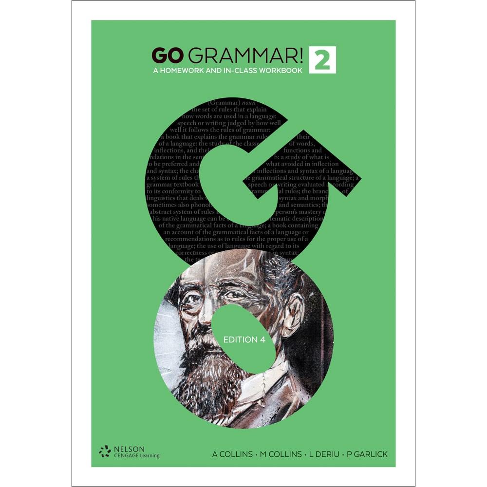 Workbooks grammar and punctuation workbook : 9780170389518 - Go Grammar! 2 Workbook 4e - Kookaburra Educational ...