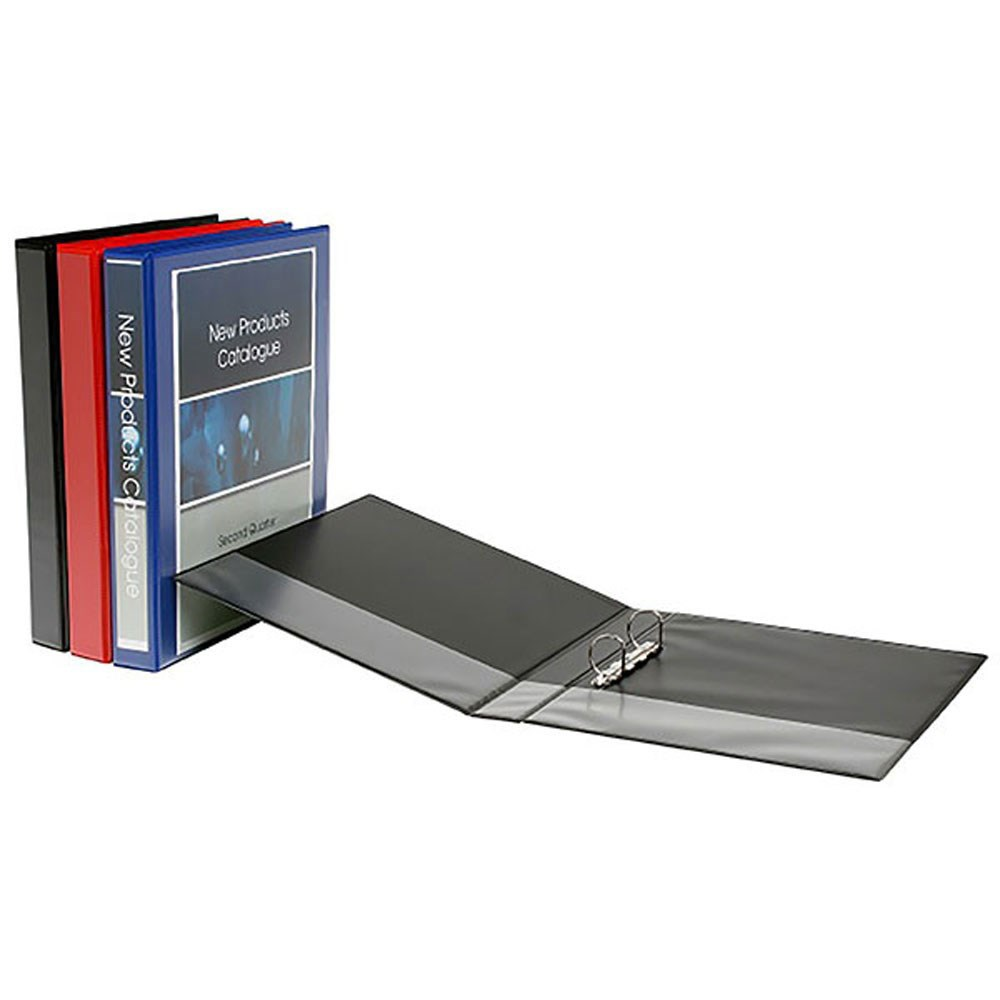 Marbig Clearview Insert Binder A4 25mm 2D