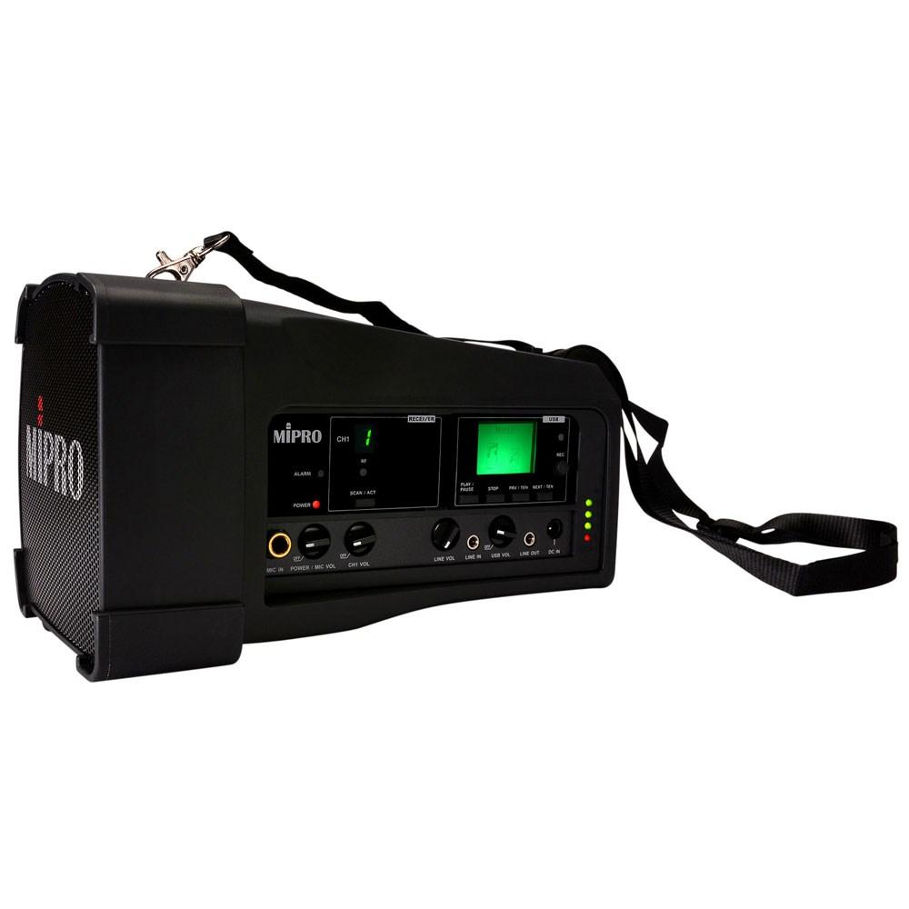 Zatma100ampk Mipro Ma100 Pa With Wireless Microphone