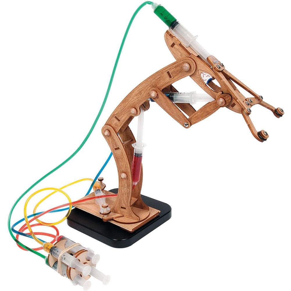 ZPI34245 - Pitsco T-Bot II Hydraulic Arm Pack - Kookaburra ...