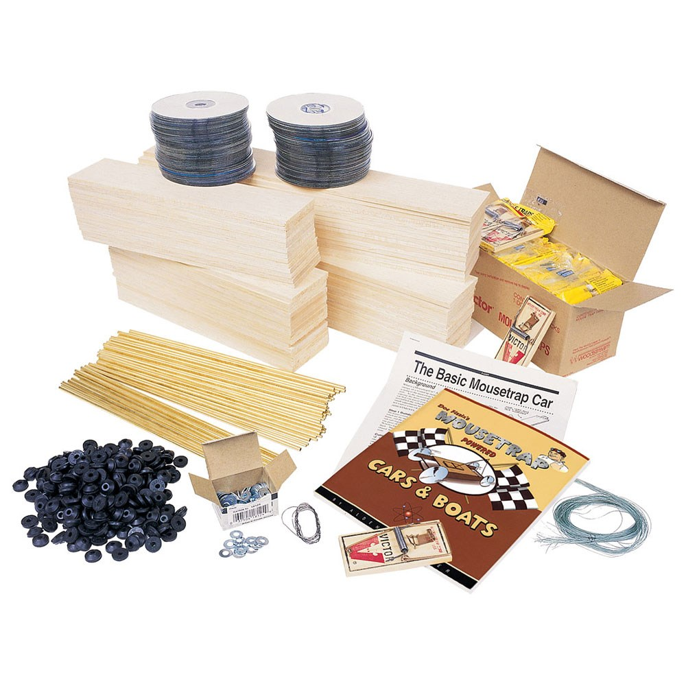 Where To Buy Mousetrap Car Kit